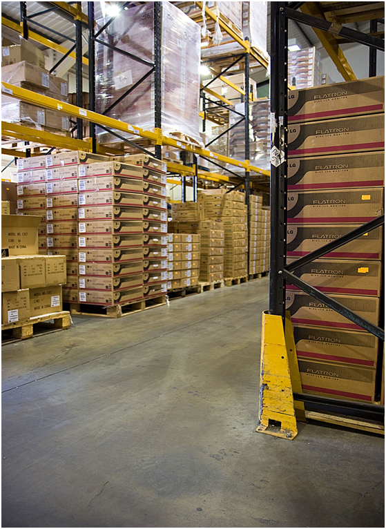 How to check and maintain your pallet racks